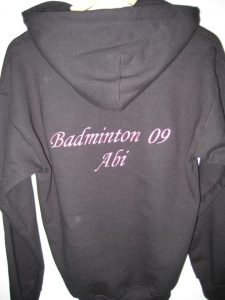 Equine badminton