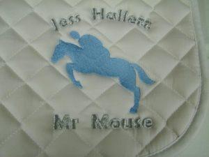 Equine hallett