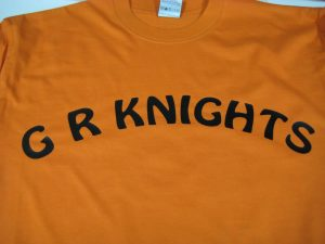 Vinyl GR Knights