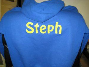 Vinyl Steph name