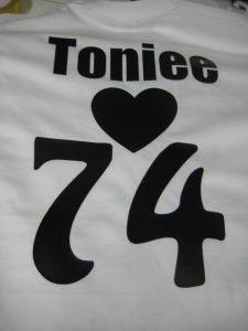 Vinyl Toniee74