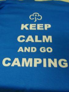 Vinyl calm camp