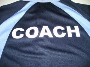 Vinyl coach