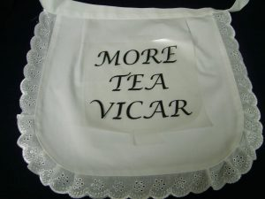 Vinyl vicar