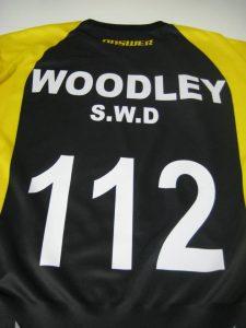 Vinyl woodley numbers