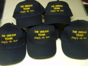 dream team hats